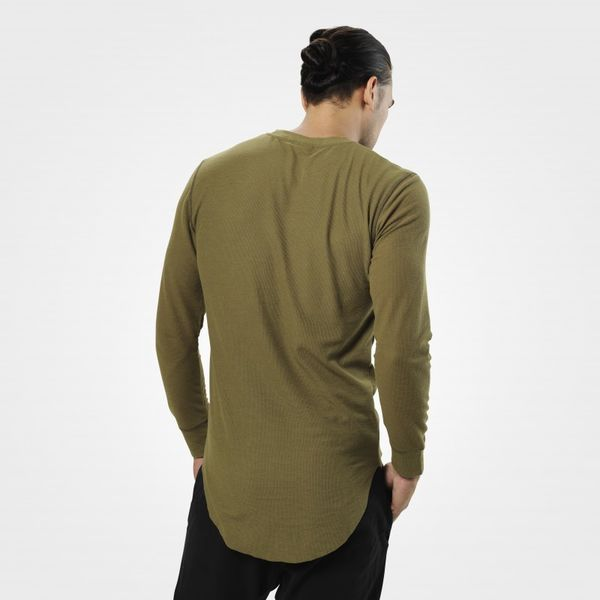 Better Bodies Harlem thermal long sleeve Black